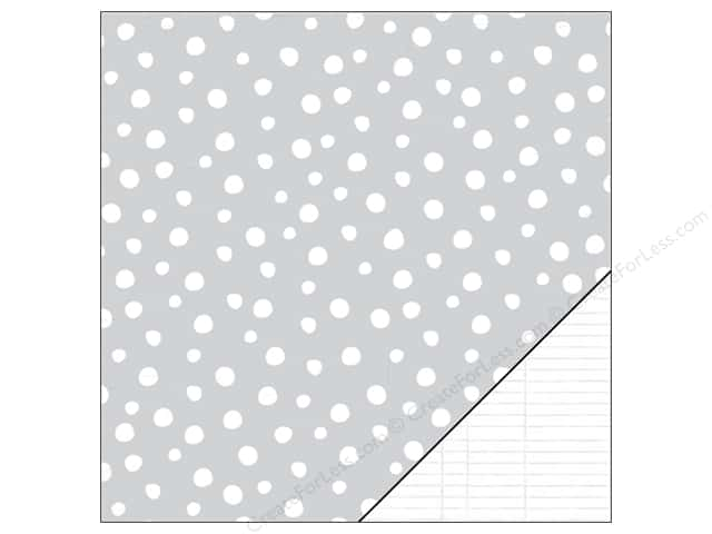 """Pink Paislee Citrus Bliss Collection Paper 12""""x 12"""" Brunch (25 sheets)"""