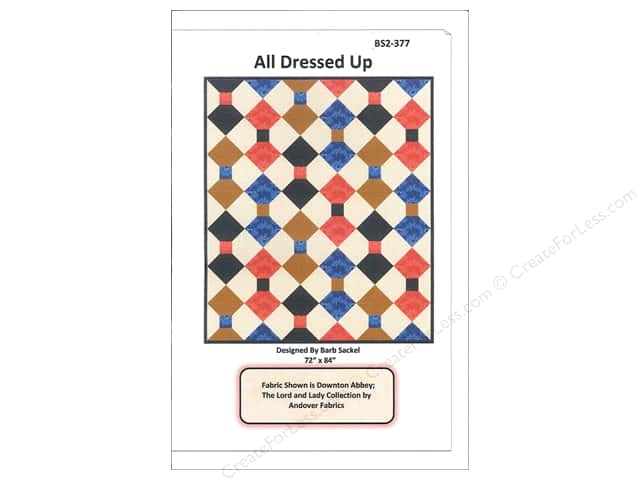 Rose Cottage Quilting Patterns - All Dressed Up