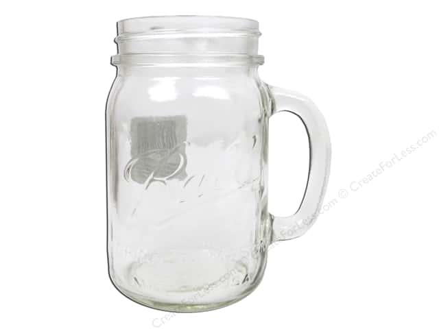 Ball Drinking Mason Jars 16 oz. Regular Mouth (6 jars)