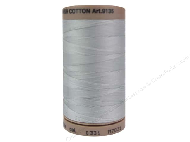 Mettler Silk Finish Cotton Thread 40 wt. 500 yd. #0331 Ash Mist