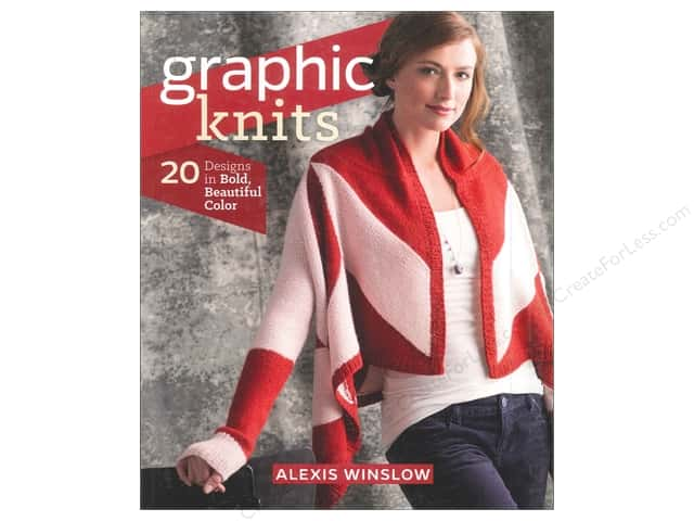 Interweave Press Graphic Knits Book