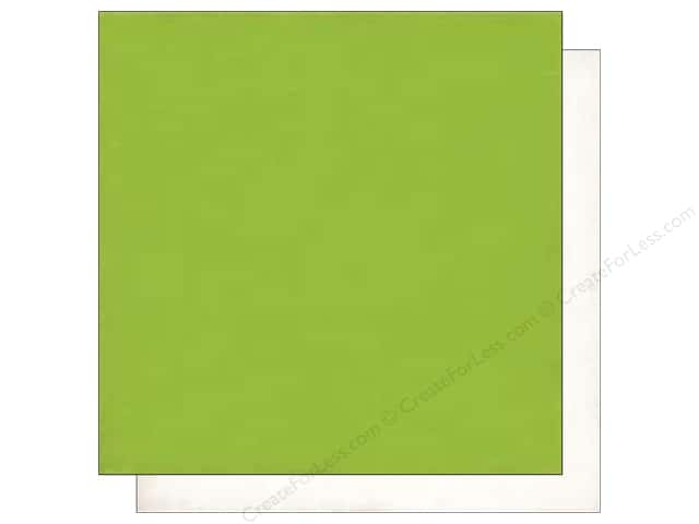 Echo Park 12 x 12 in. Paper Birthday Wishes Girl Collection Green/Cream (25 sheets)