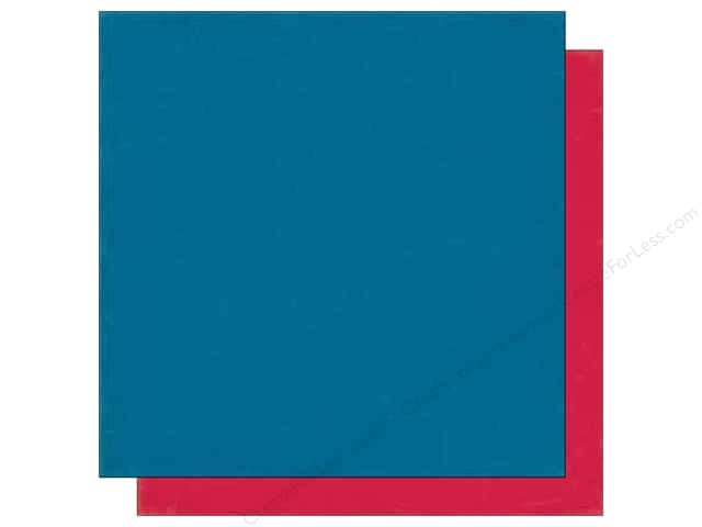 Echo Park 12 x 12 in. Paper Birthday Wishes Boy Collection Blue/Red (25 sheets)