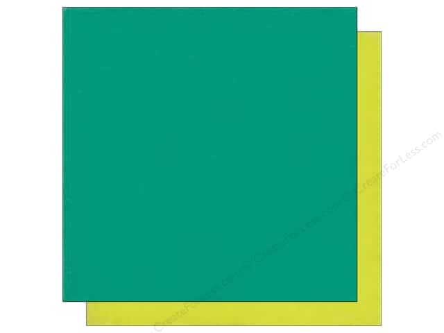 Echo Park 12 x 12 in. Paper Birthday Wishes Boy Collection Green/Lt. Green (25 sheets)