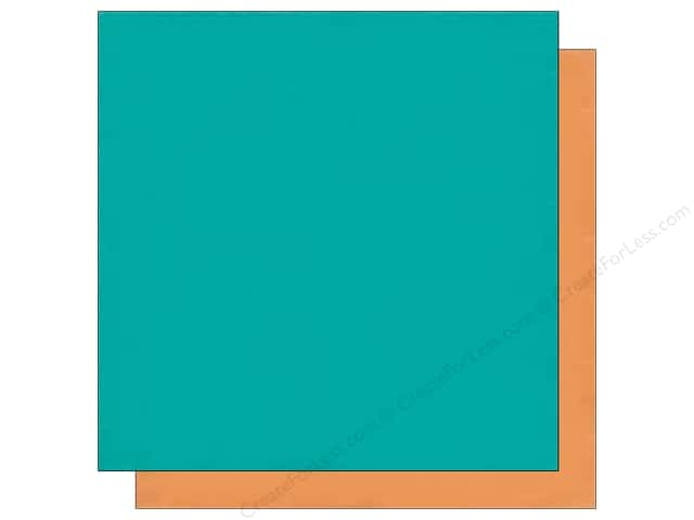 Echo Park 12 x 12 in. Paper Birthday Wishes Boy Collection Teal/Orange (25 sheets)