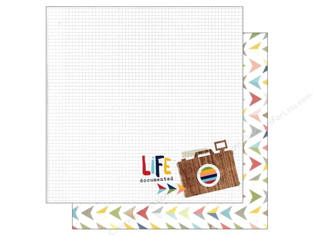 Simple Stories 12 x 12 in. Paper Life Documented It's Your Life (25 sheets)