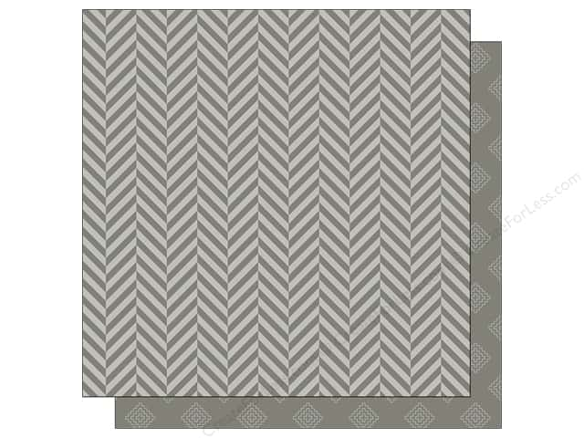 Pebbles 12 x 12 in. Paper Jen Hadfield Cottage Living Tweed (25 sheets)