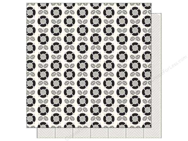 Pebbles 12 x 12 in. Paper Jen Hadfield Cottage Living Petals (25 sheets)