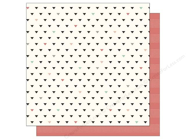 Pebbles 12 x 12 in. Paper Jen Hadfield Cottage Living Accents (25 sheets)