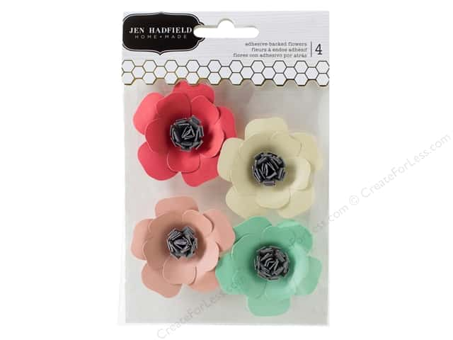 Pebbles Jen Hadfield Cottage Living Collection Paper Flowers