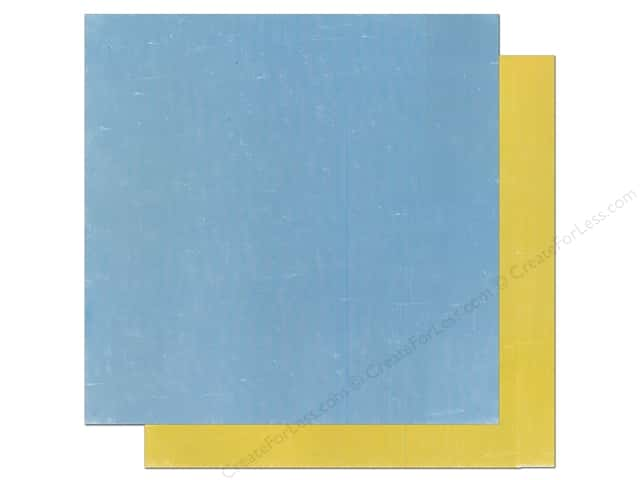 Echo Park 12 x 12 in. Paper Bundle of Joy Boy Collection Blue/Yellow (25 sheets)