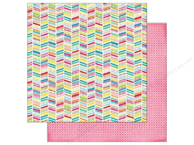 Echo Park 12 x 12 in. Paper I Love Sunshine Collection Sunny Days (25 sheets)