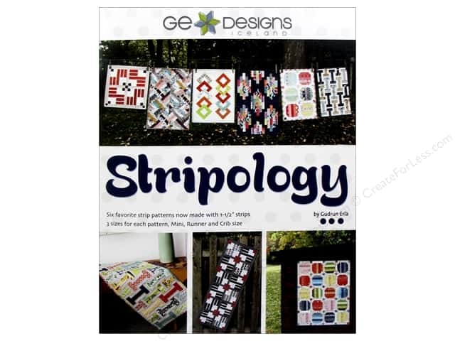 GE Designs Stripology Book