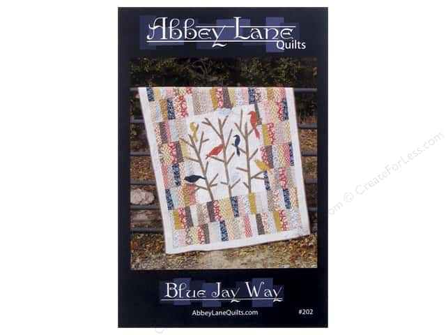 Abbey Lane Quilts Blue Jay Way Pattern