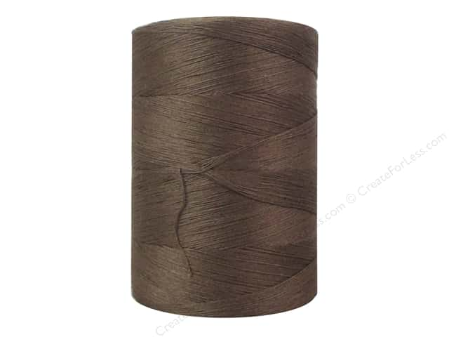 Coats Cotton Machine Quilting Thread 1200 yd. #8360 Summer Brown
