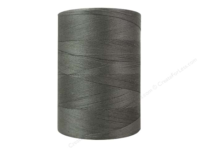 Coats Cotton Machine Quilting Thread 1200 yd. #8660 Manatee