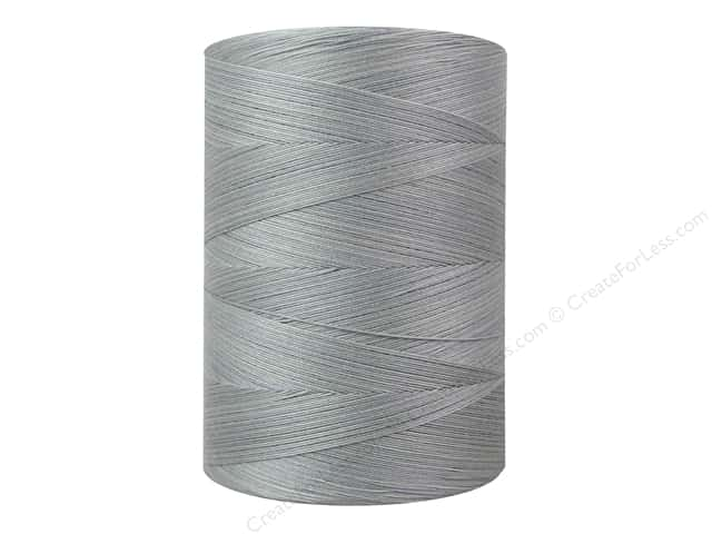 Star Variegated Cotton Machine Quilt Thread 1200yd Size 50 Silver Linings