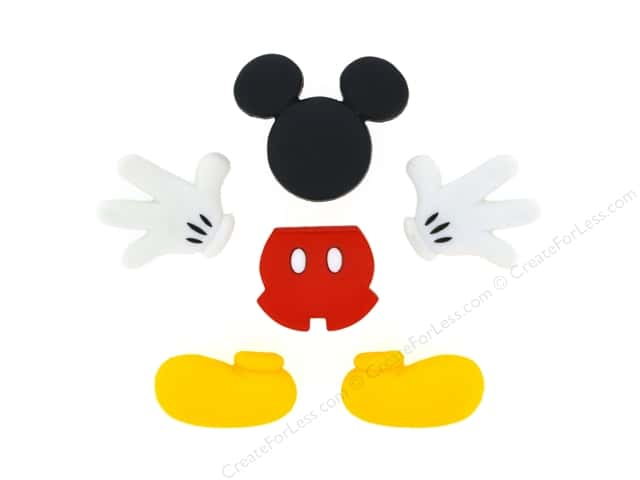 Jesse James Dress It Up Embellishments Disney Everything Mickey