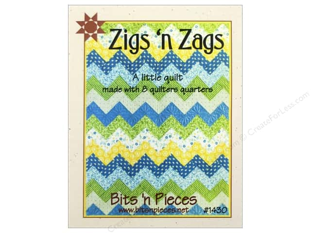 Bits 'n Pieces Zigs 'n Zags Pattern