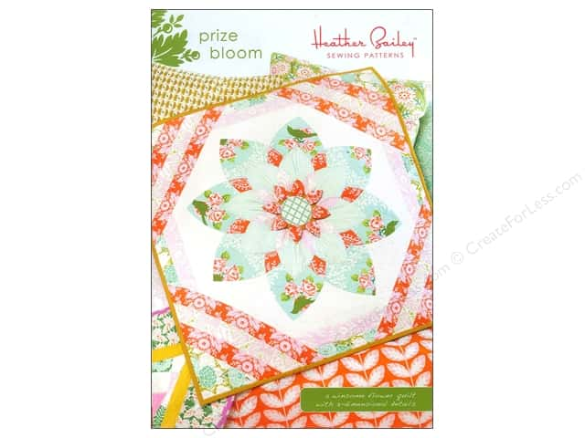 Heather Bailey Prize Bloom Quilt Pattern