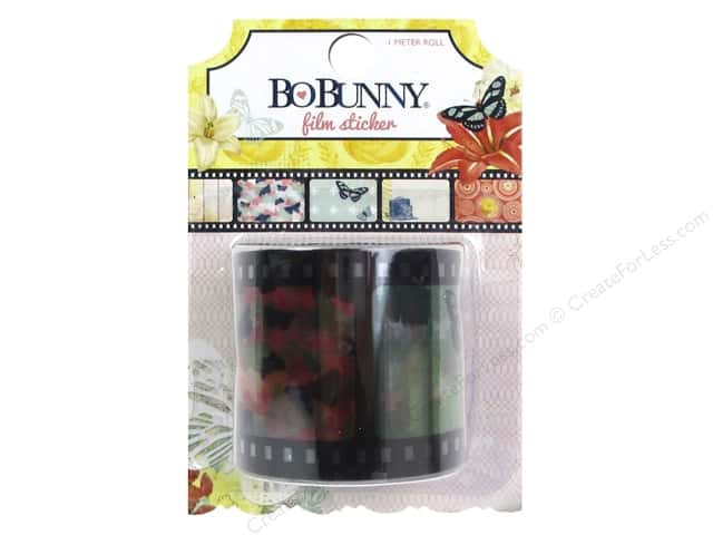 Bo Bunny Adhesive Film Strip Sweet Life