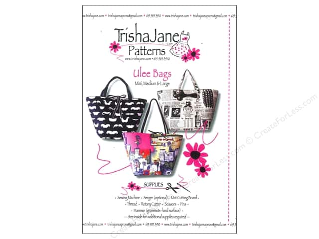 Trisha Jane Ulee Bag Pattern
