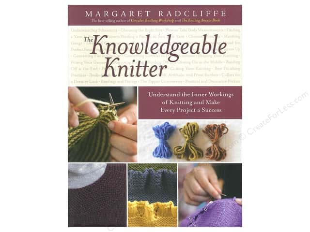 Storey Publications The Knowledgeable Knitter Book