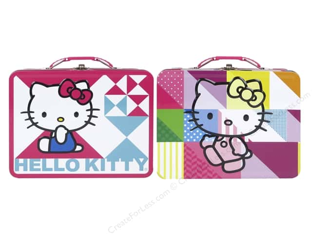 Tin Box Co Carry All Tin Large Hello Kitty 1 pc.