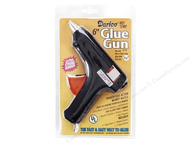 Darice Glue Gun Full Size Hot Temp