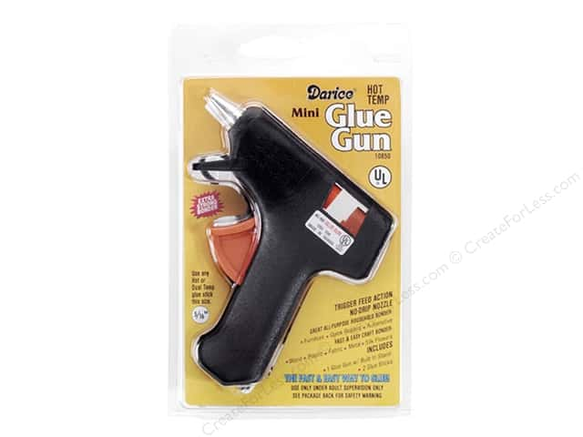 Darice Glue Gun Mini Hot Temp