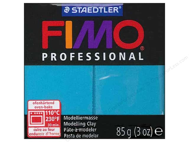 Fimo Professional Clay 3 oz. Turquoise