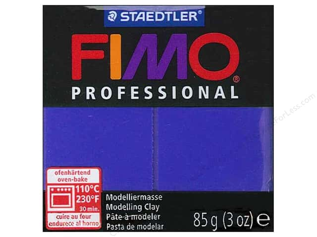 Fimo Professional Clay 3 oz. Ultramarine