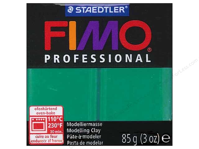 Fimo Professional Clay 3 oz. True Green