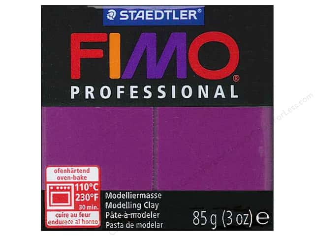 Fimo Professional Clay 3 oz. Violet