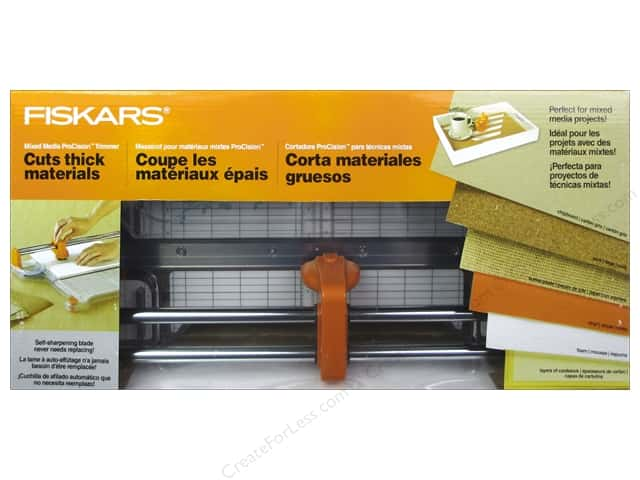Fiskars Paper Trimmer Rotary 45mm ProCision 12""