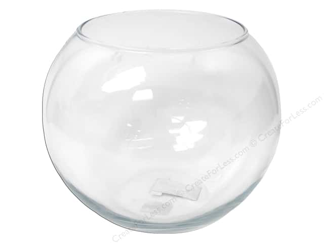 Crisa by Libbey Glass Bubble Bowl 10 in. (2 pieces)
