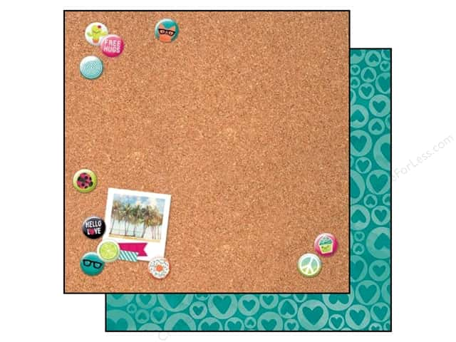 Bo Bunny 12 x 12 in. Paper Forever Young Collection Besties (25 sheets)