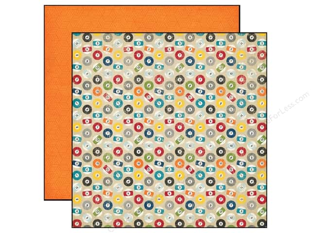 Echo Park 12 x 12 in. Paper Jack & Jill Boy Collection Pool (25 sheets)