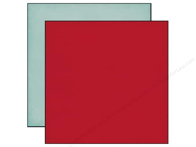 Echo Park 12 x 12 in. Paper Jack & Jill Boy Collection Red/Blue (25 sheets)