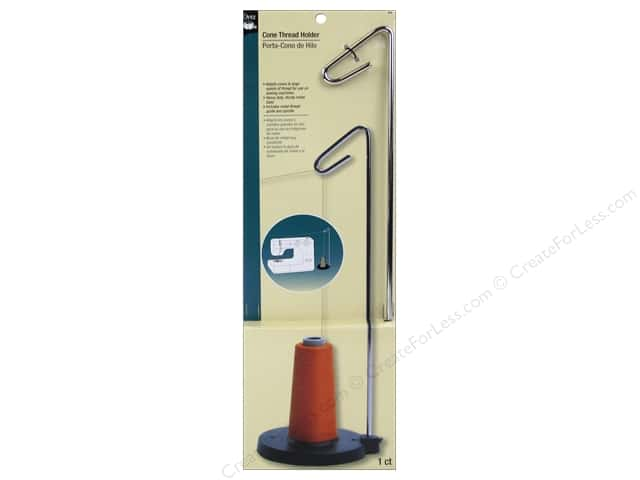 Dritz Tools Cone Thread Holder Heavy Duty Metal Base