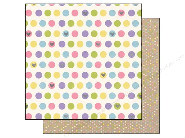 Simple Stories 12 x 12 in. Paper Enchanted Follow Your Heart (25 sheets)