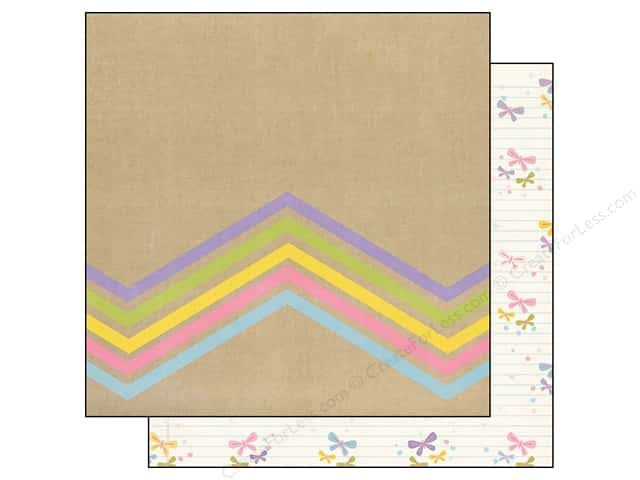 Simple Stories 12 x 12 in. Paper Enchanted Dreams Come True (25 sheets)