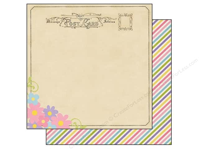 Simple Stories 12 x 12 in. Paper Enchanted Happily Ever After (25 sheets)