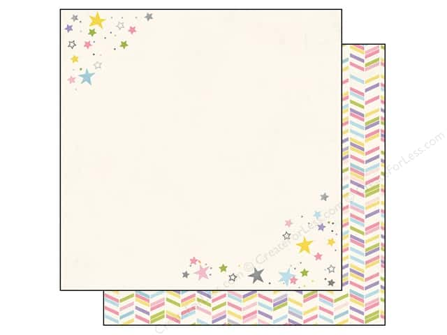 Simple Stories 12 x 12 in. Paper Enchanted Wish Upon A Star (25 sheets)