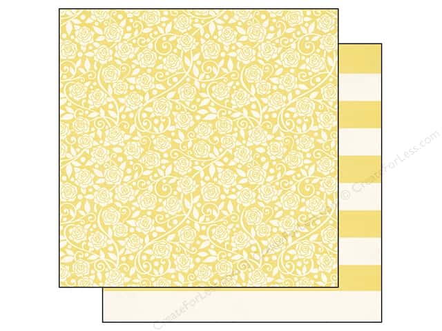 Simple Stories 12 x 12 in. Paper Enchanted Beauty (25 sheets)