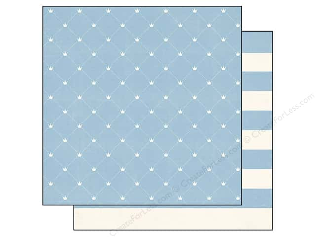 Simple Stories 12 x 12 in. Paper Enchanted Glass Slipper (25 sheets)