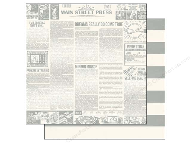 Simple Stories 12 x 12 in. Paper Enchanted Charming (25 sheets)