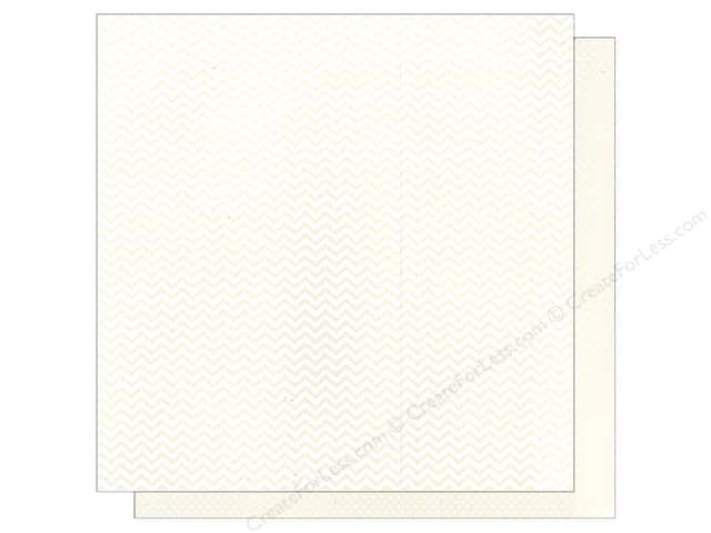 Simple Stories 12 x 12 in. Paper SN@P! Color Vibe Cream (25 sheets)