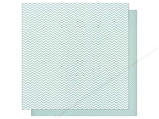 Simple Stories 12 x 12 in. Paper SN@P! Color Vibe Mint (25 sheets)