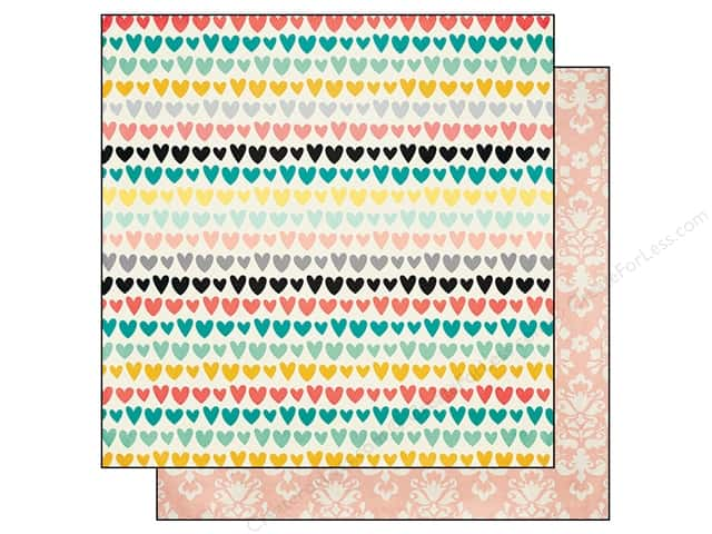 Simple Stories 12 x 12 in. Paper I AM Amazing (25 sheets)